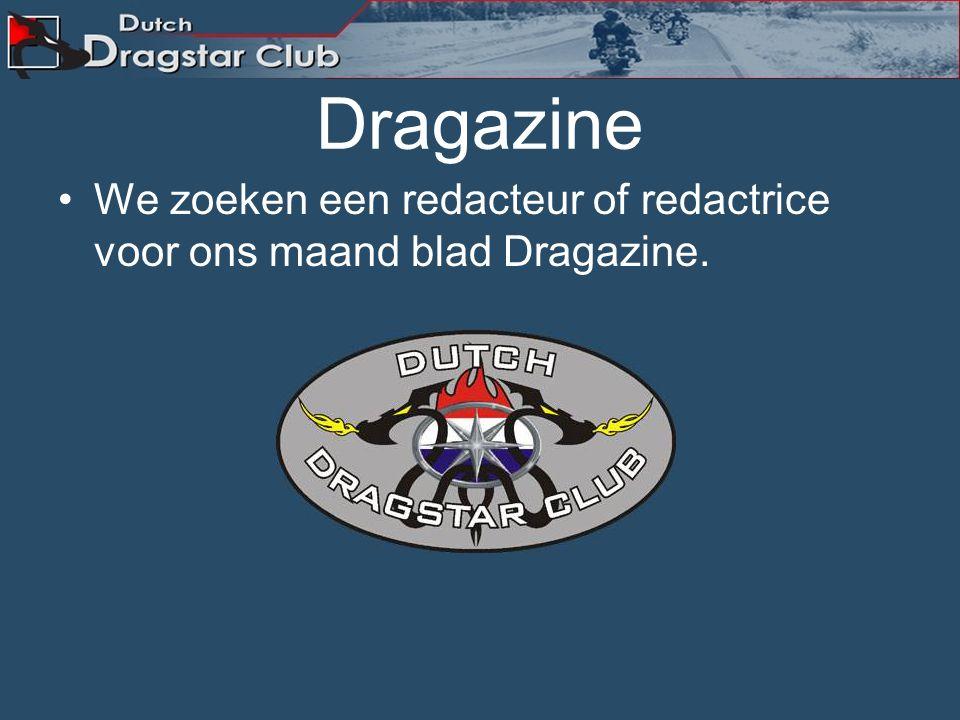 www.Dutchdragstarclub.nl Het belangrijkste feit is dat de nieuwe site weer helemaal technisch up-to-date is... Gebruik makend van de laatste web techn
