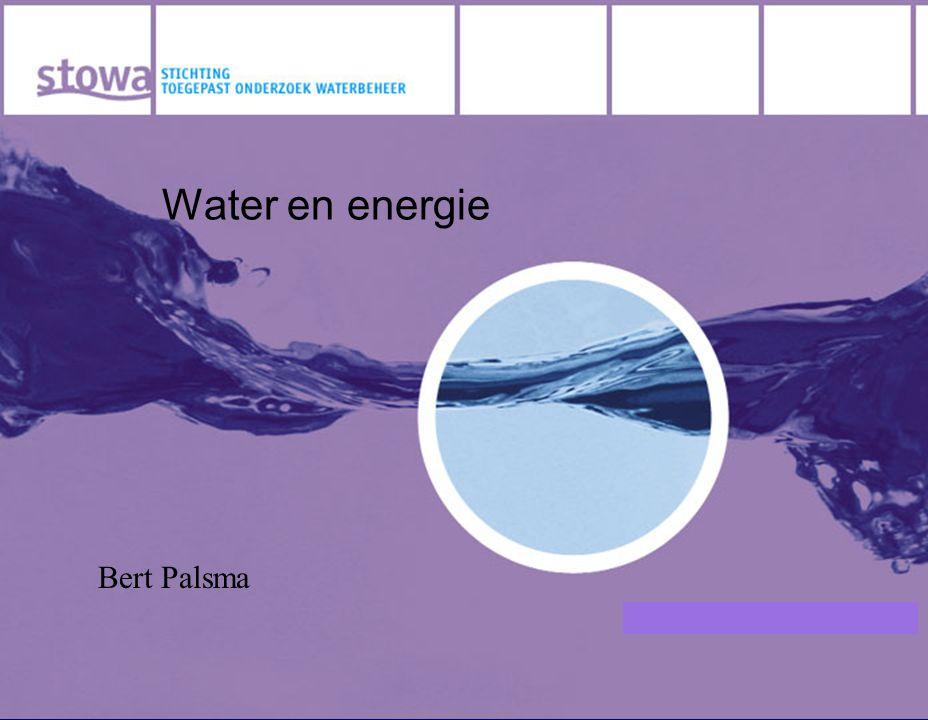 Water en energie Bert Palsma