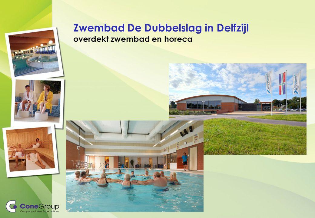Zwembad De Dubbelslag in Delfzijl overdekt zwembad en horeca