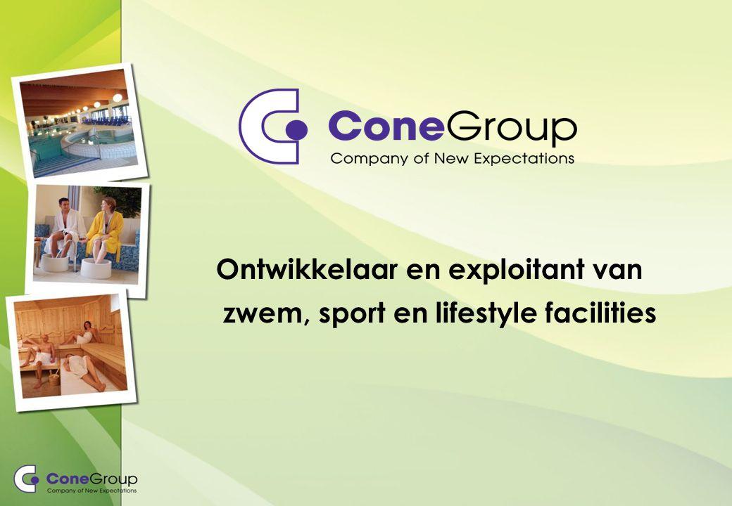 Ontwikkelaar en exploitant van zwem, sport en lifestyle facilities