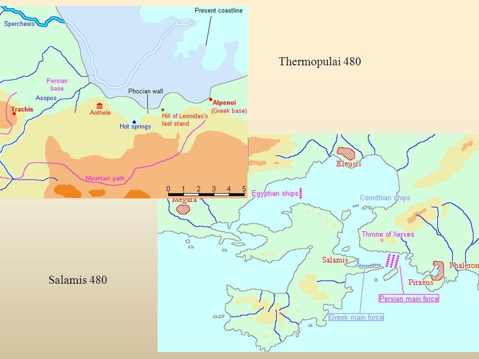 Thermopulai 480 Salamis 480