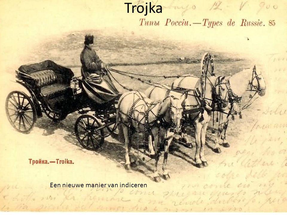 Trojka Een nieuwe manier van indiceren