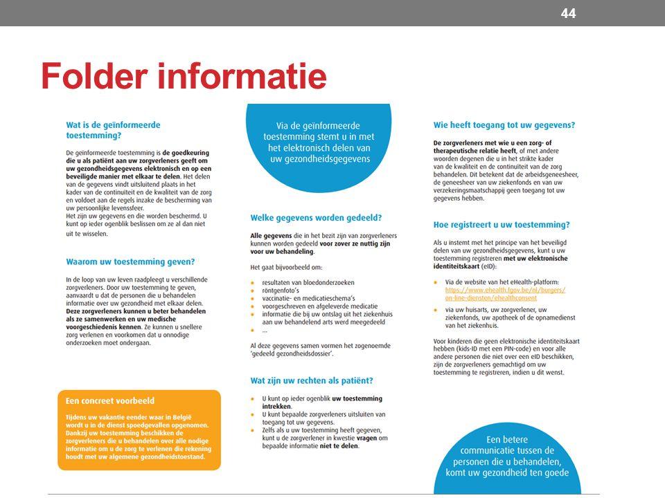 Folder informatie 44