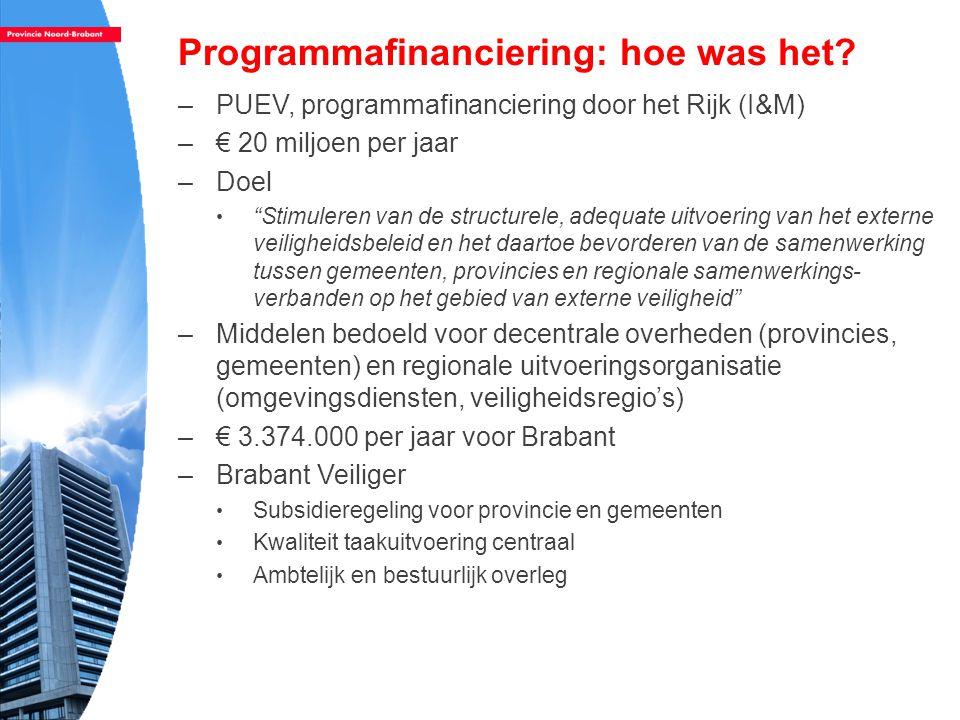Impuls Omgevingsveiligheid (IOV) 2015-2018 Brabant Veiliger – 9 december 2014 Hans Iserief A.i.