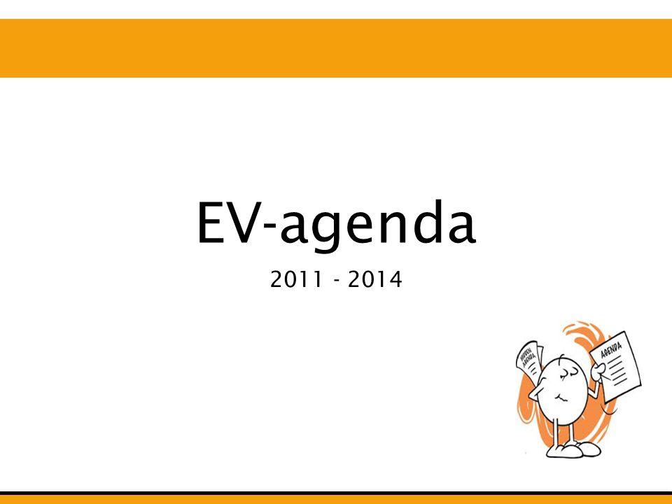EV-agenda 2011 - 2014