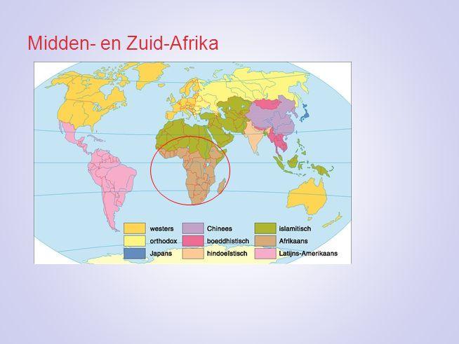 Midden- en Zuid-Afrika