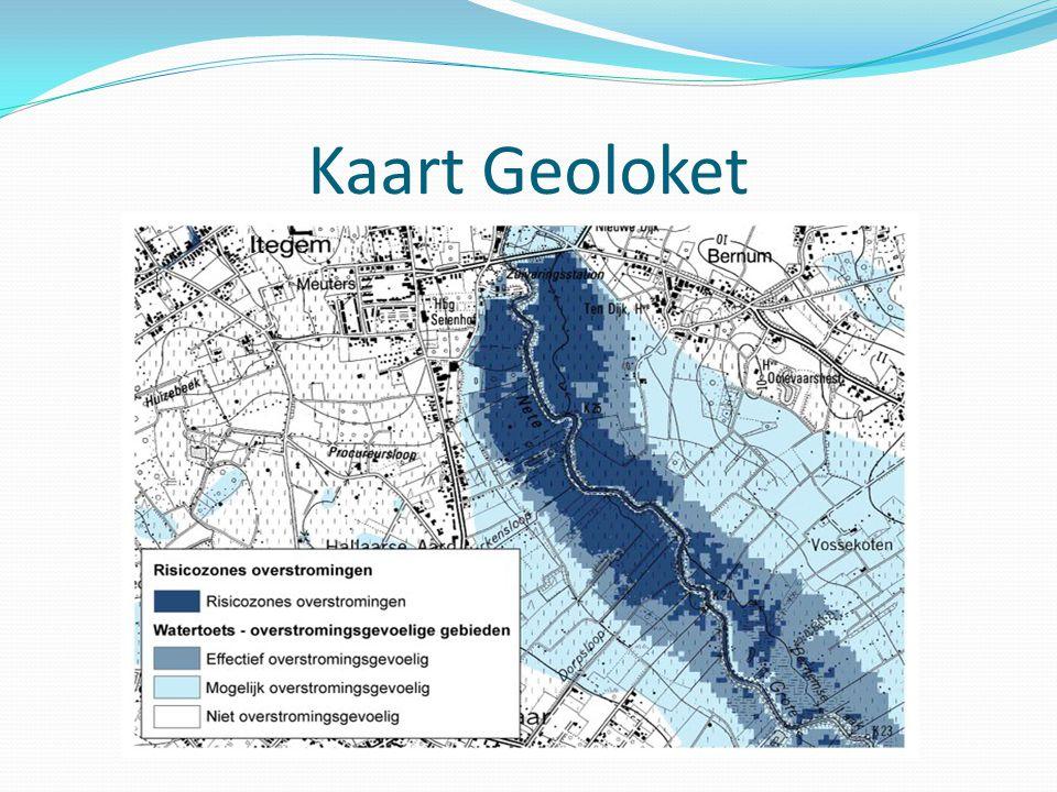 Kaart Geoloket