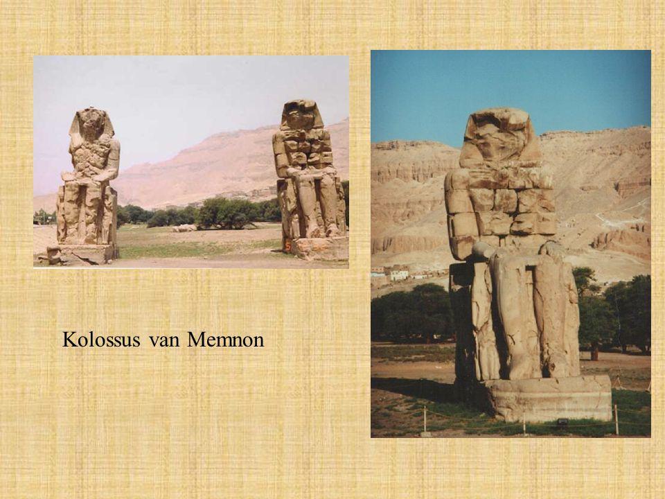 Kolossus van Memnon