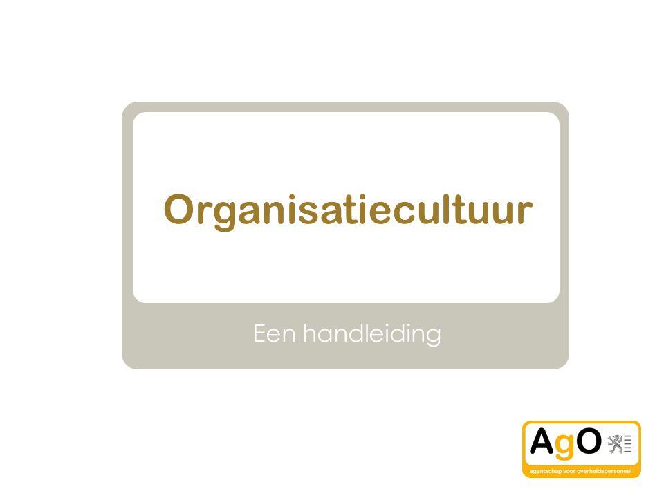 27-3-2015Ago Powerpoint2 Het is de bedoeling dat deze toolbox handvaten aanreikt aan en inspiratie is voor iedereen binnen de Vlaamse overheid die binnen zijn of haar organisatie aan organisatiecultuur werkt/wil werken.