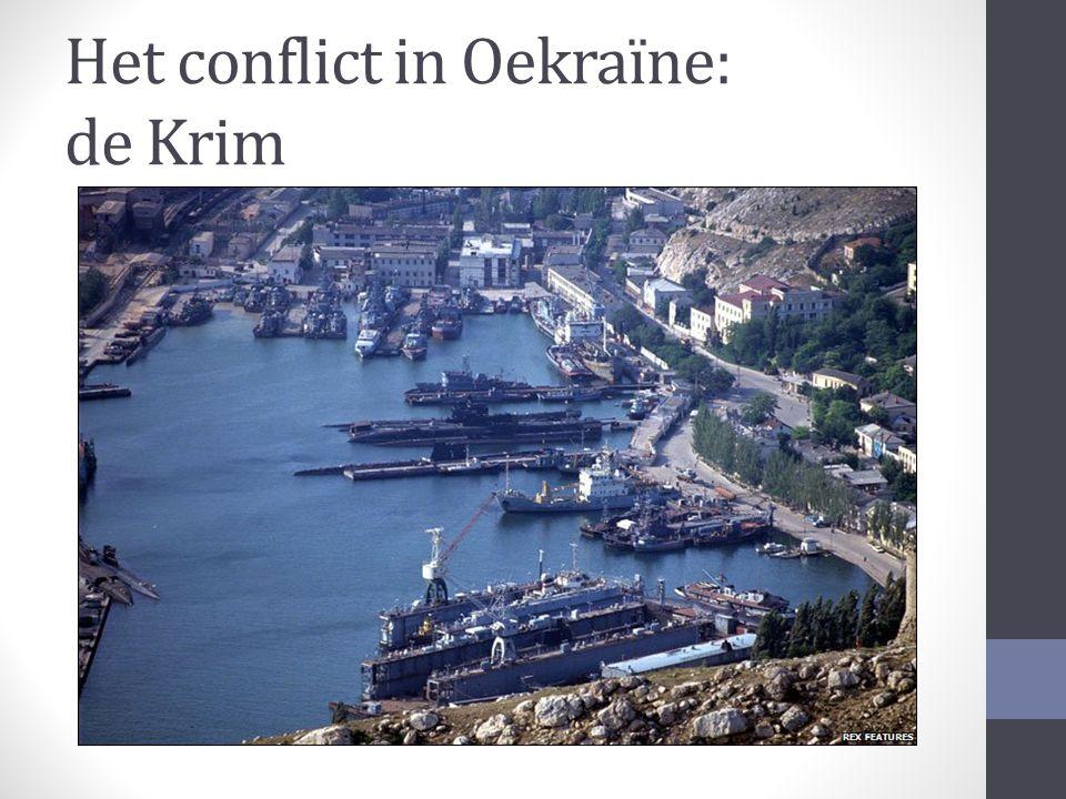 Waarom de Krim.