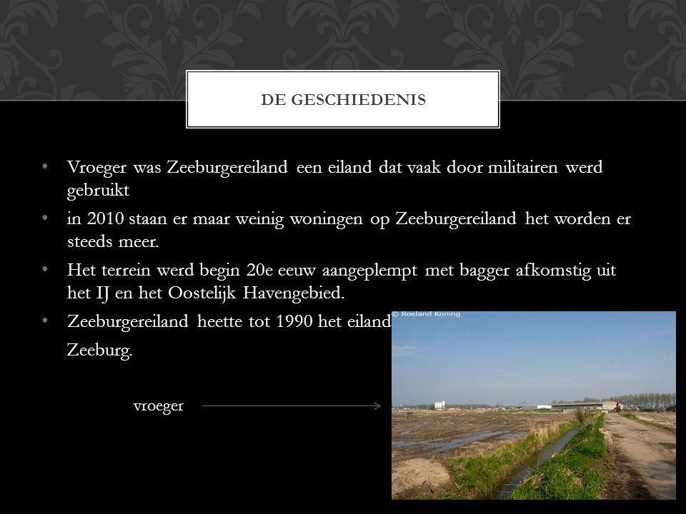 WAT IS ZEEBURGEREILAND EN WAAR LIGT HET? Zeeburgereiland is een driehoekig eiland aan de oostkant van Amsterdam. Zeeburgereiland ligt in de provincie