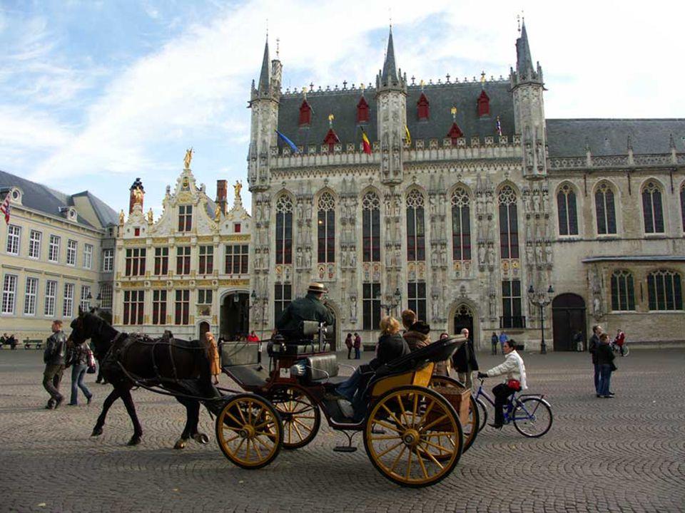 Brugge, het Venetië van het noorden, is een vriendelijke stad, die een rijke erfenis van tijd – al behoudt ver - dat was krachtige metropool, met een