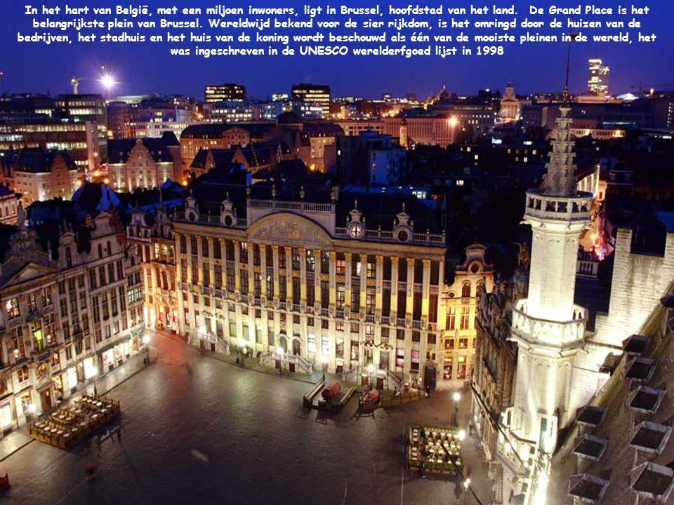 België is een federale staat die onderverdeeld in drie gewesten: Vlaanderen, in het noorden, waar mensen Nederlands spreken; Wallonië, Franstalige, in het zuiden, en Brussel, de tweetalige hoofdstad, waar Franse en Nederlandse zijn semi-officiële.