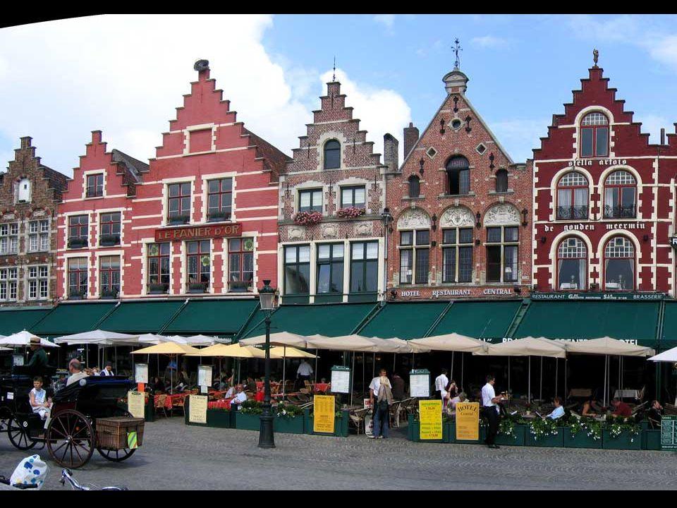 La plaza del mercado