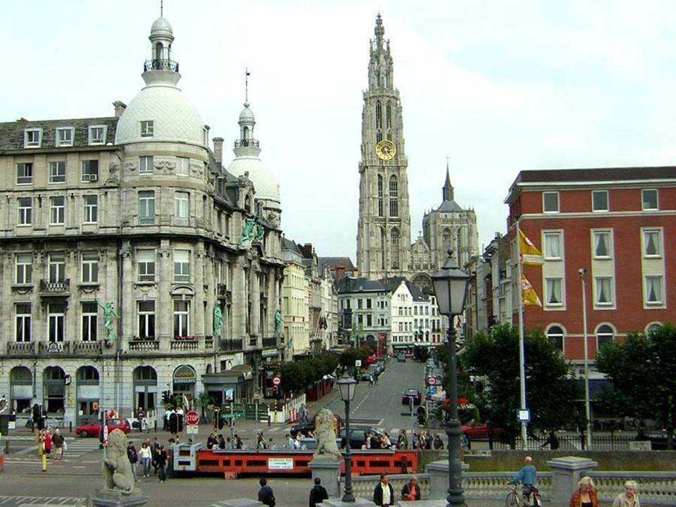 Ayuntamiento en Grote Markt