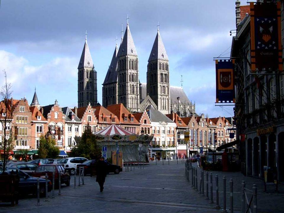 Doornik is een van de oudste steden van België.