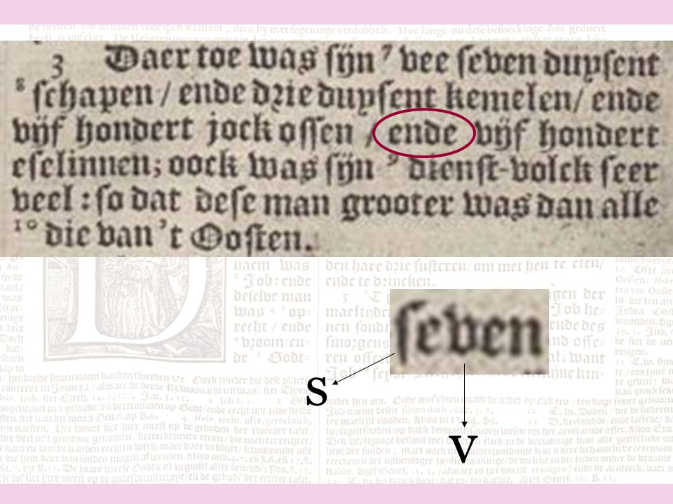 Geschiedenis van het Nederlands  Nieuwnederlands in de 17 de & 18 de eeuw  http://www.bijbelsdigitaal.nl/index2.php?page=NBG- CB3AD5E1B51A61958AB349
