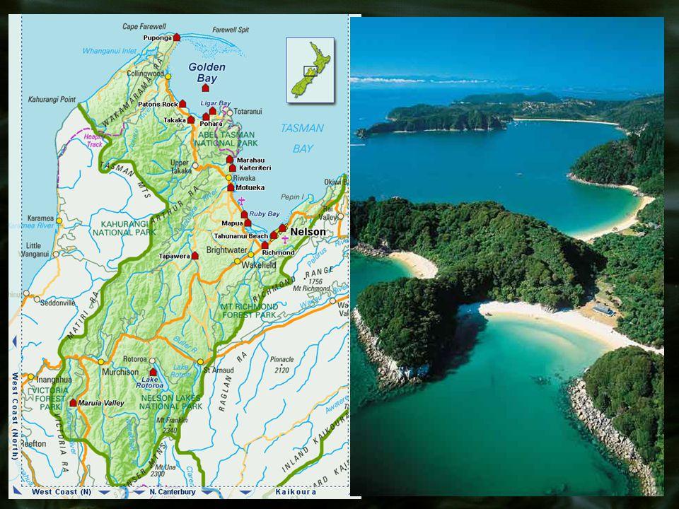 Route Tasman