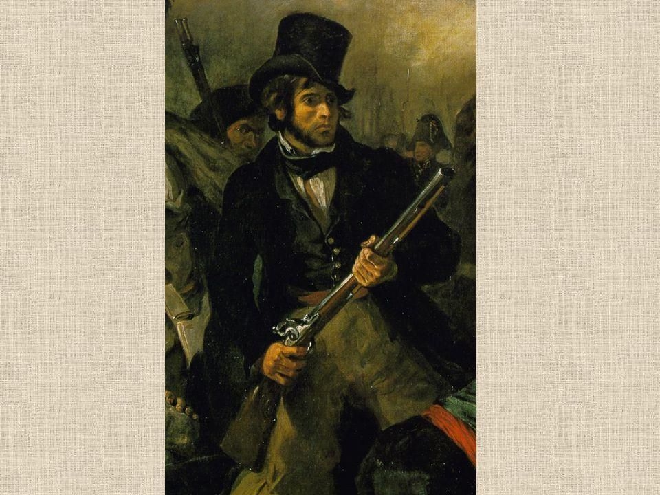 Joseph Mallord William Turner (1775 - 1851) Hij schilderde vooral landschappen en met zeegezichten.