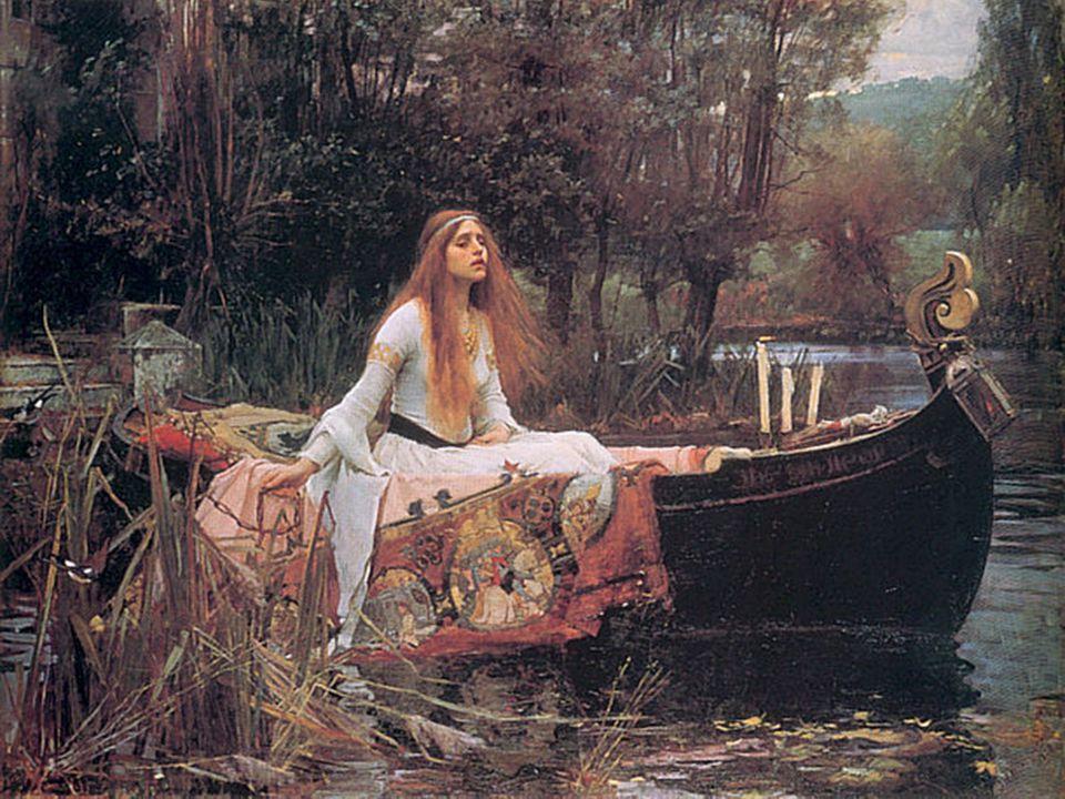 Prerafaelieten: De Prerafaëlieten waren een Engelse kunstenaarsvereniging, die in 1848 door William Holman Hunt (1827- 1910), John Everett Millais (1829- 1896)) en Dante Gabriel Rossetti (1828 – 1882) opgericht werd.