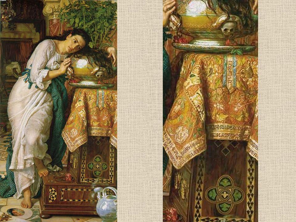 John Everett Millais, De bruid, 1851