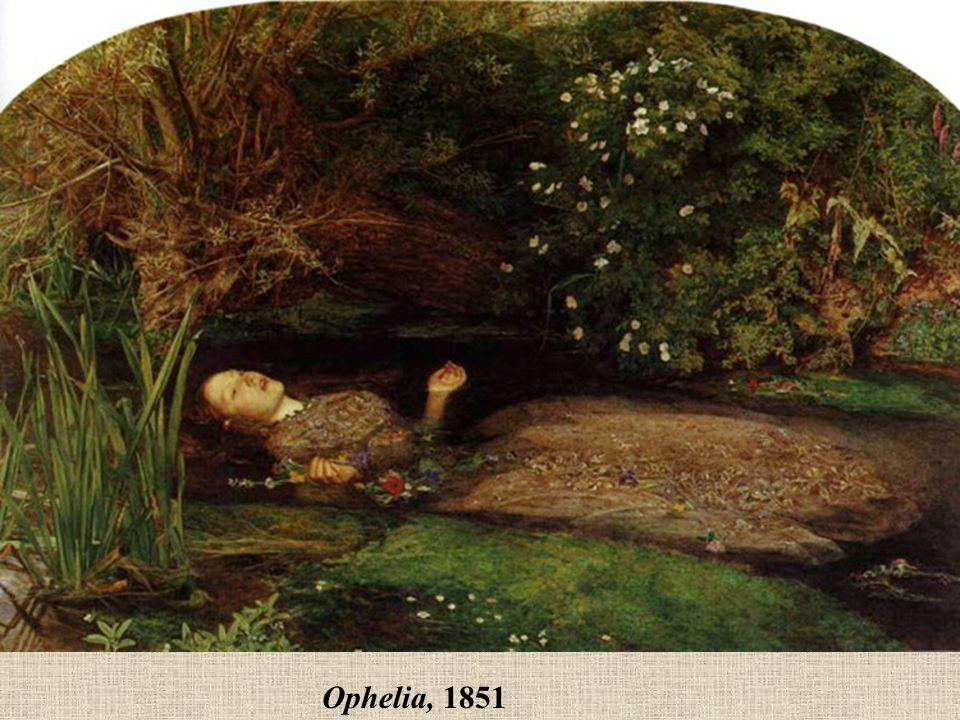 Dante Gabriel Rossetti, Venus Verticordia, 1864