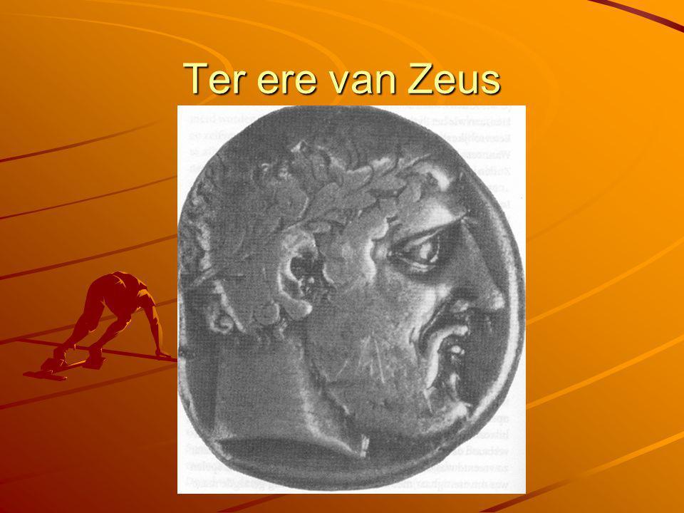 Ter ere van Zeus