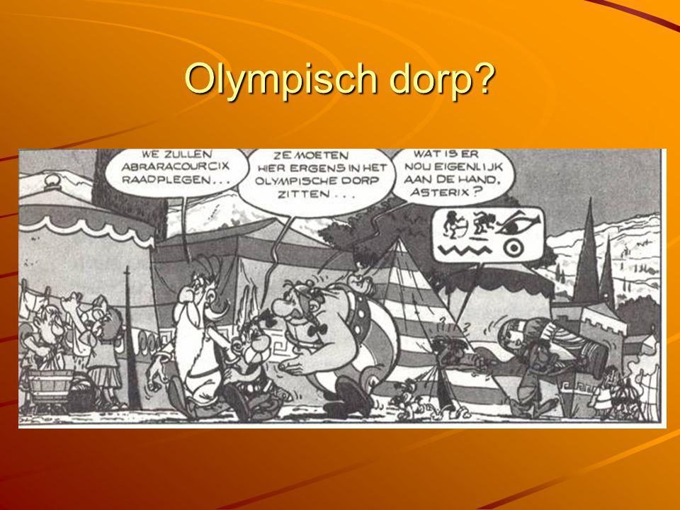 Olympisch dorp?