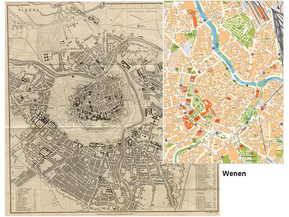 Steden in de (klassieke) oudheid Wenen