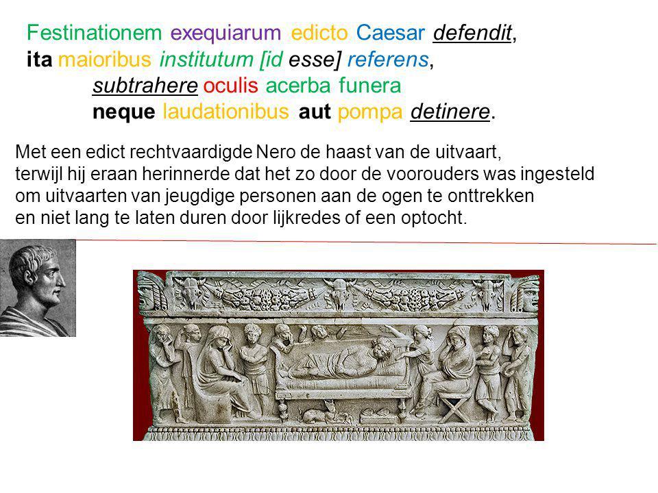 Ceterum et sibi /amisso fratris auxilio/ reliquas spes in re publica sitas [esse], et tanto magis fovendum patribus populoque principem [esse], qui unus superesset e familia summum ad fastigium genita.