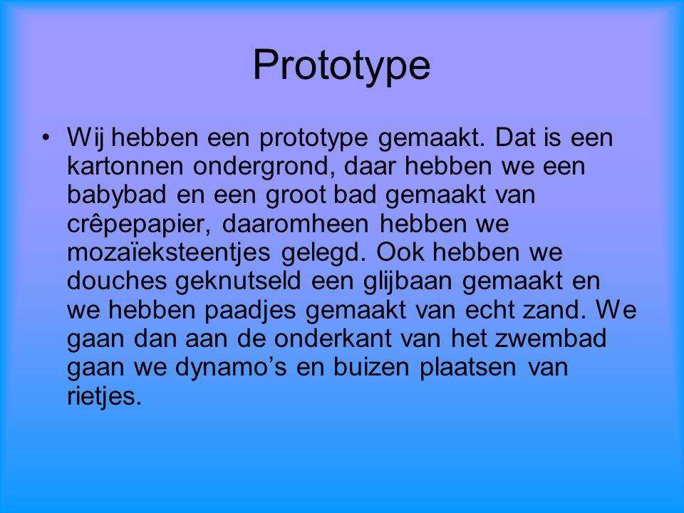 Hoe werkt ons prototype.