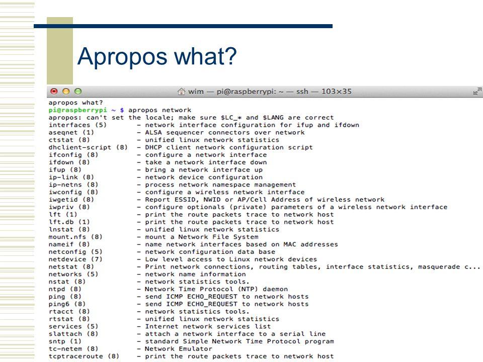 Raspberry-Pi8 Apropos what?