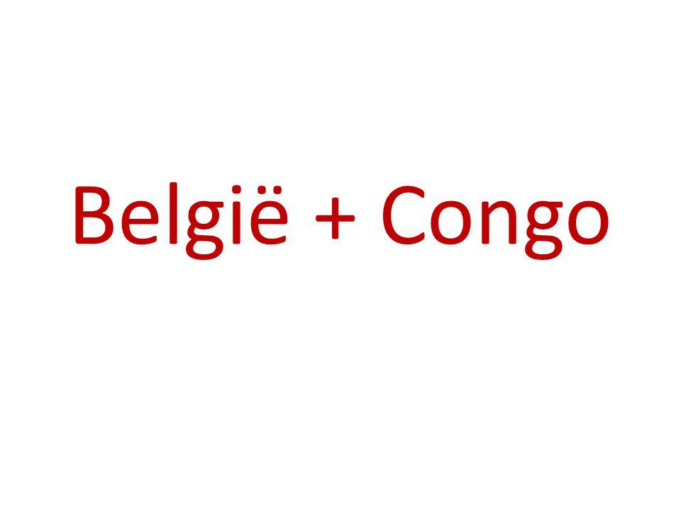 België + Congo