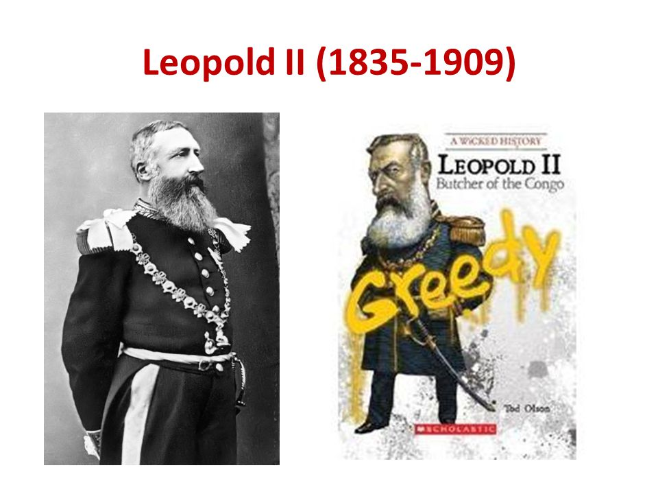 Leopold II (1835-1909)