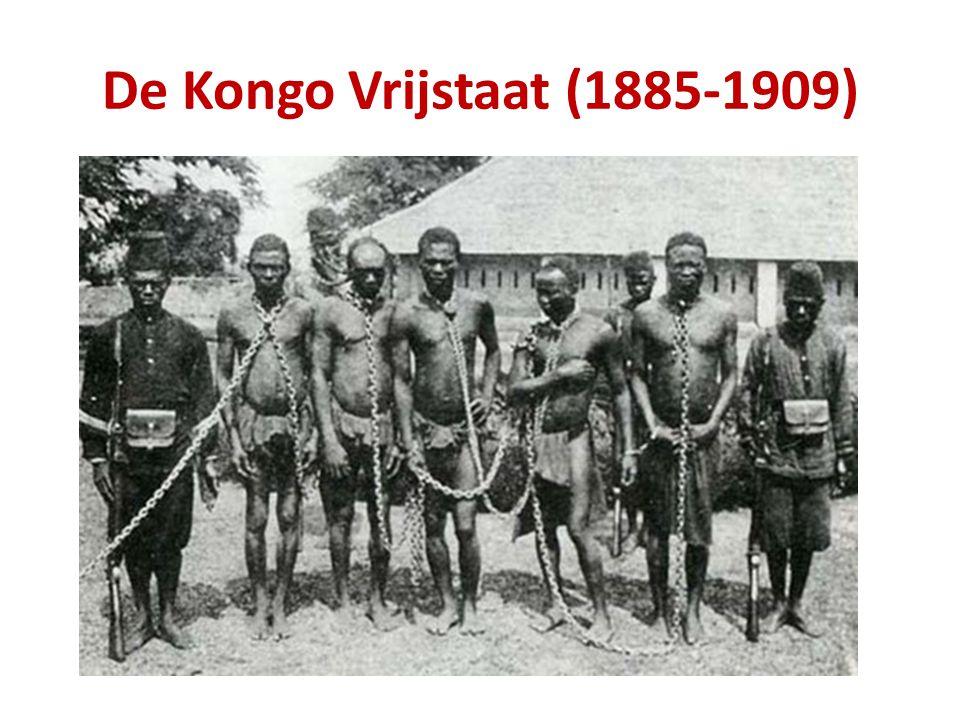 De Kongo Vrijstaat (1885-1909)