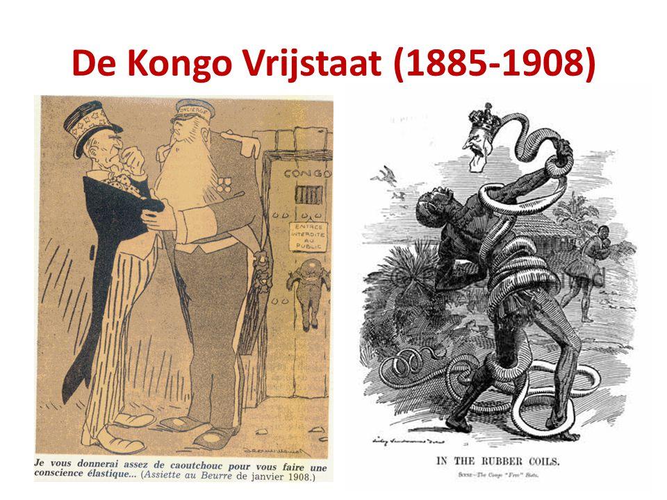 De Kongo Vrijstaat (1885-1908)