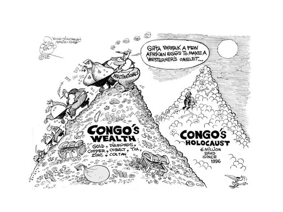 de kolonisatie van Congo