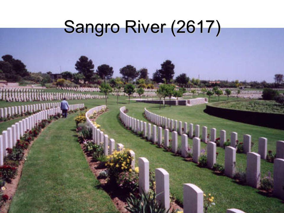 Sangro River (2617)