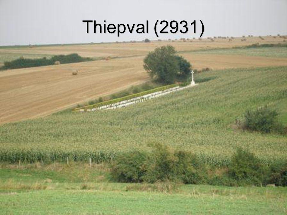 Thiepval (2931)