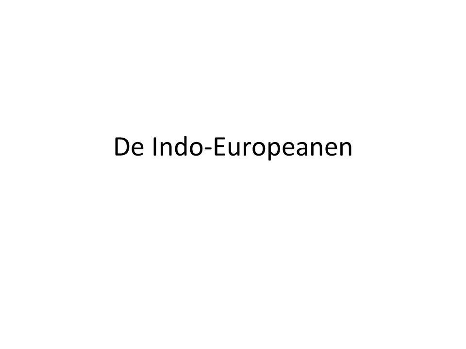 De Indo-Europeanen