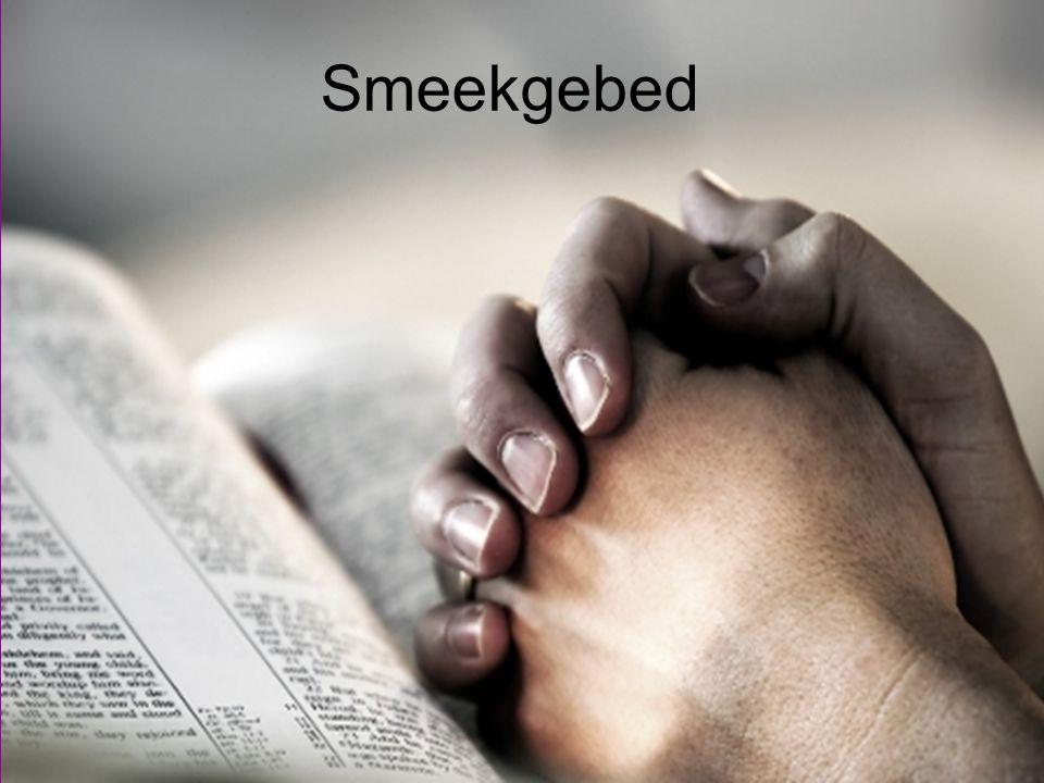 Smeekgebed