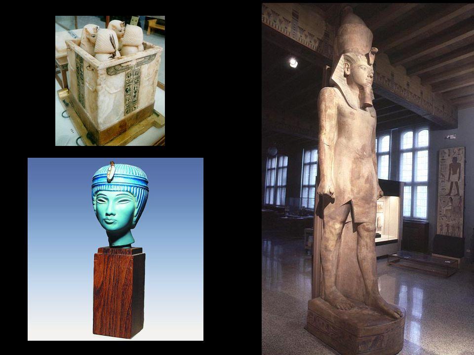 CEREMONIAL THRONES FOR THE PHARAO AND HIS WIFE TROON VAN DE FARAO EN ZIJN VROUW (CEREMONIES)