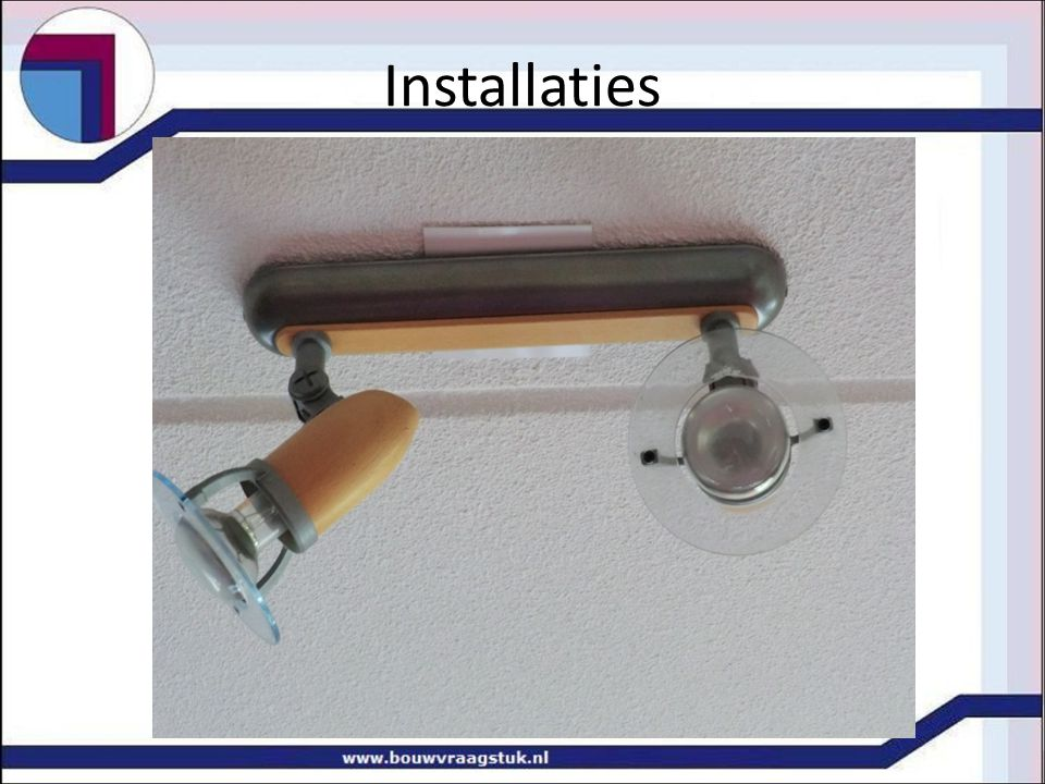 Installaties Brandmelders Functie om bij bepaalde omstandigheden alarm melden 1 welke ruimten automatisch 2 welke ruimten handmelders 3 welk type brandmelder 4 invloed storingsbronnen
