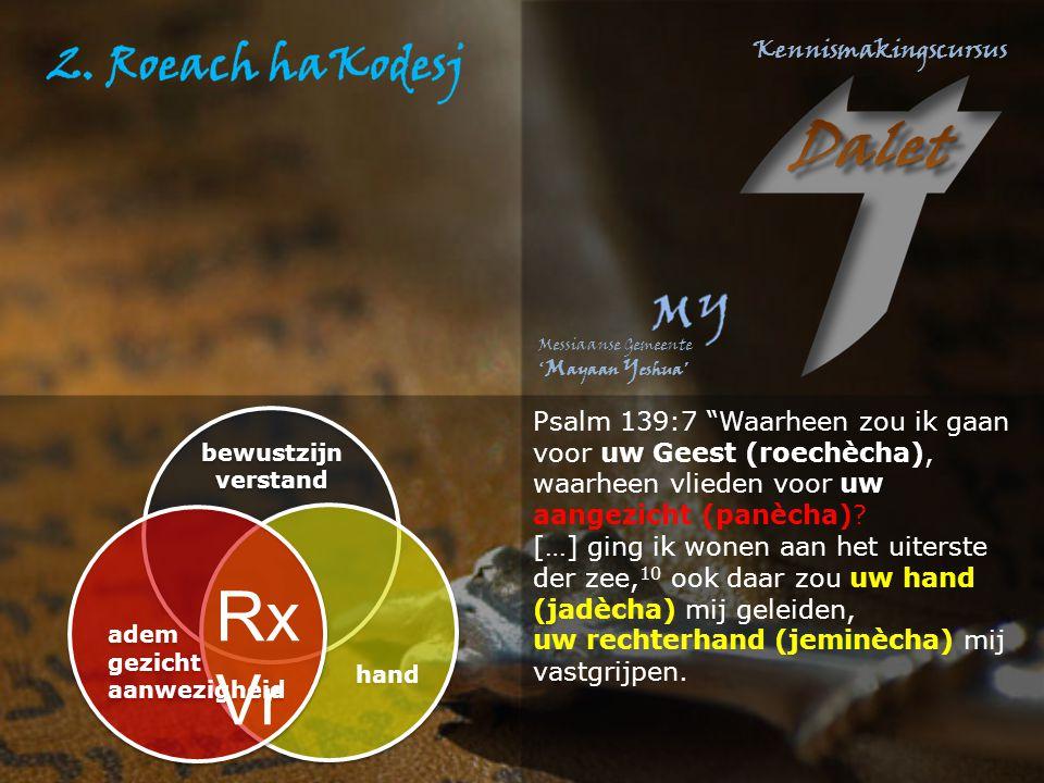 """Psalm 139:7 """"Waarheen zou ik gaan voor uw Geest (roechècha), waarheen vlieden voor uw aangezicht (panècha)? […] ging ik wonen aan het uiterste der zee"""