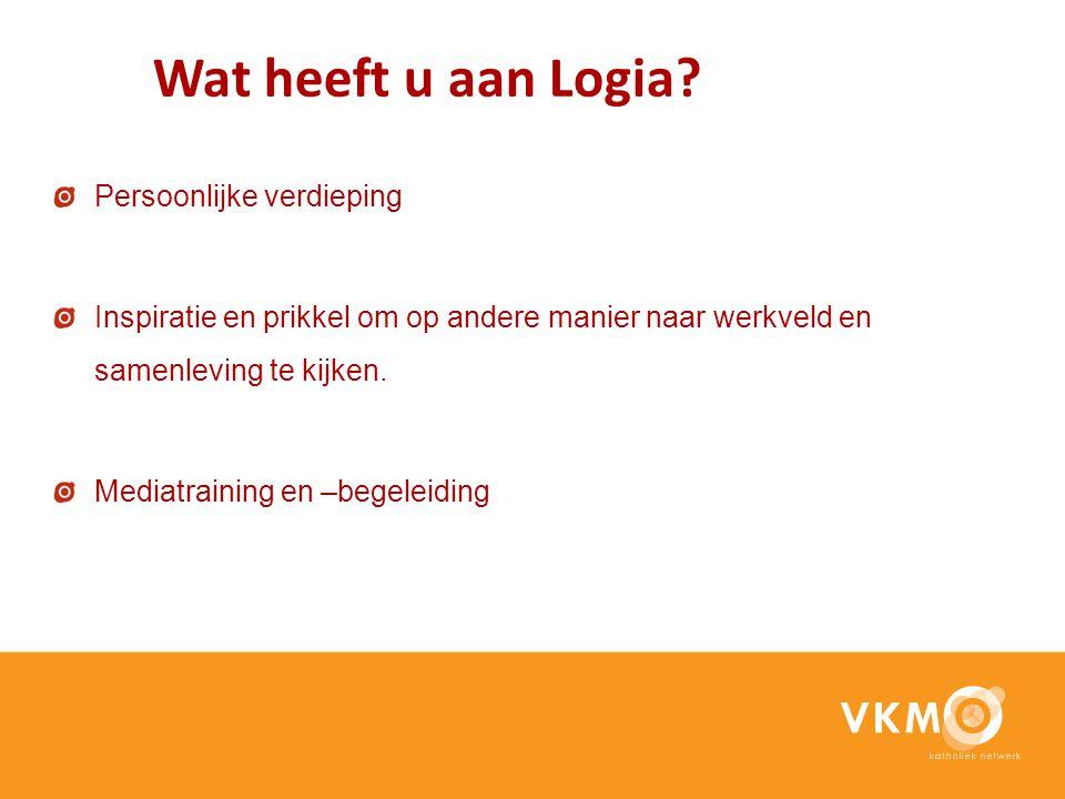 Wat heeft u aan Logia.