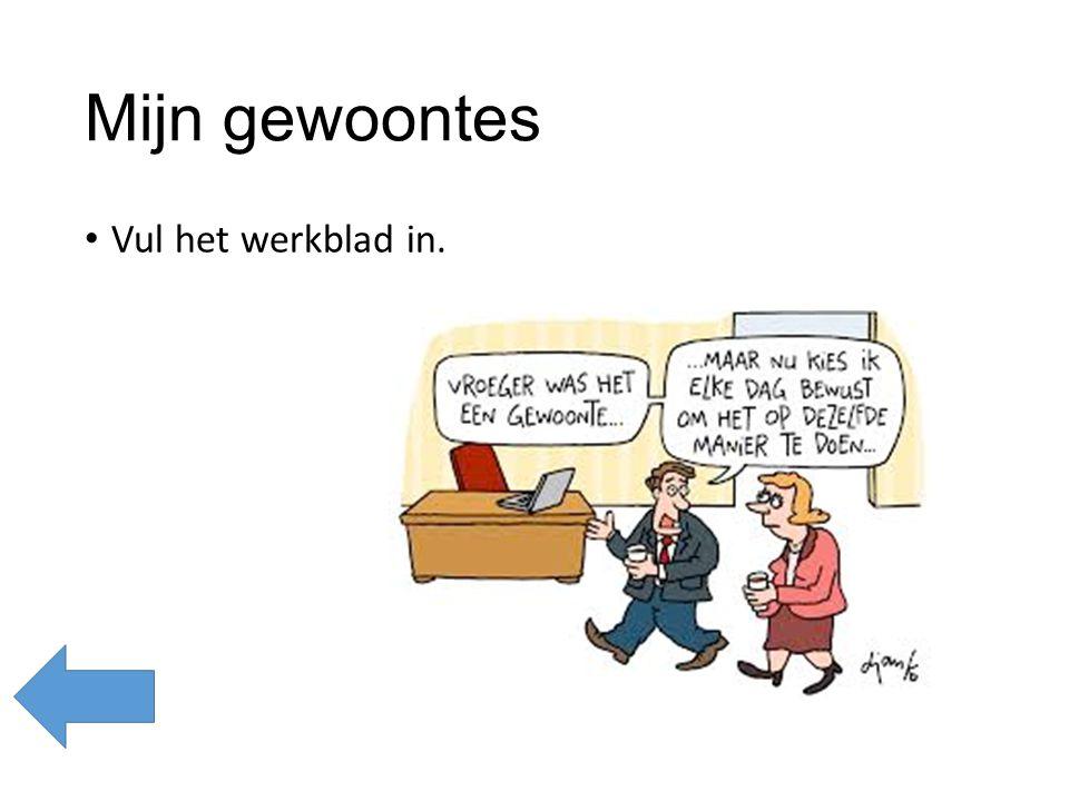 Quiz - roken Ga naar: http://www.ik-rook-niet.nl/http://www.ik-rook-niet.nl/ Klik op 'leerling' Klik op 'opdrachten' Klik op 'quiz' Start de quiz