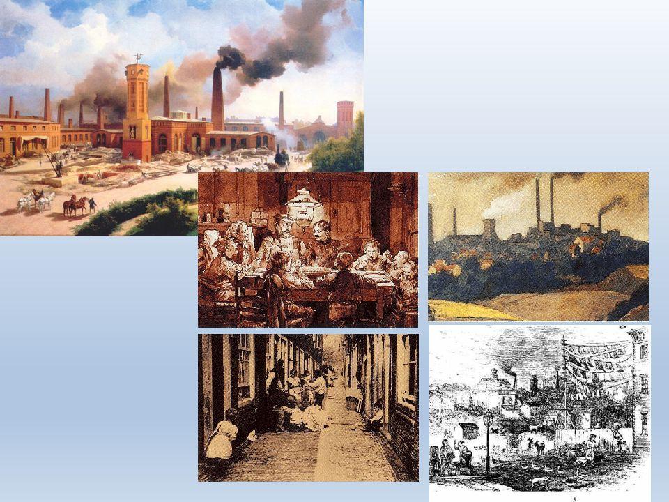 Slechte woon- en werkomstandigheden komen eind 19 e eeuw steeds meer op de voorgrond/ men krijgt er oog voor.