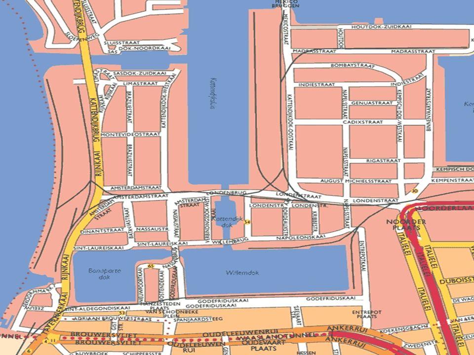 Het Eilandje is een oude havenbuurt in het noorden van Antwerpen.