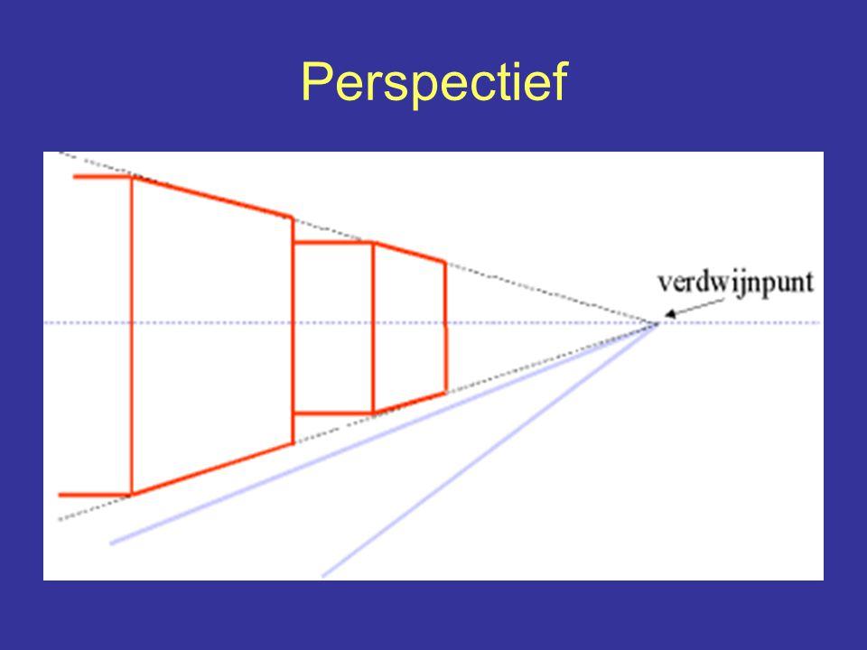Grote wetenschappelijke ontwikkelingen Ontwikkelingen in de wiskunde maakten de ontdekking van het perspectief mogelijk.