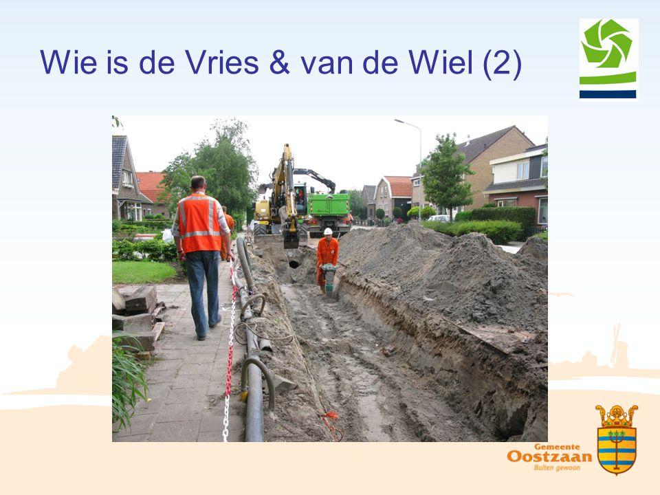 Wie is de Vries & van de Wiel (2)